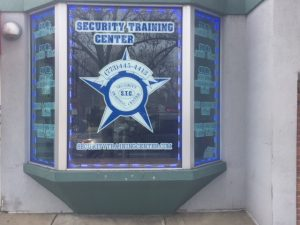 Exterior image of Security Training Center